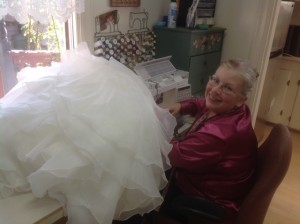 Ruth Our Seamstress