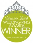 2014 WEDDING INDUSTRY EXCELLENCE AWARD