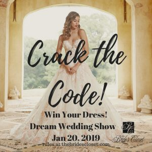 Crack the Code and win a dress!